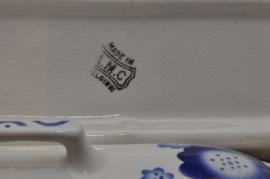 Oud Belgisch kammenbakje van vestingbrocante