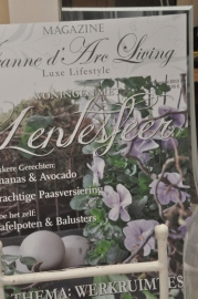 Jeanne d`Arc Living magazine nr 3/2013 Lentesfeer