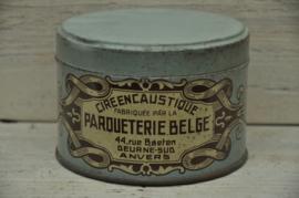 Oud Belgisch poetsblik