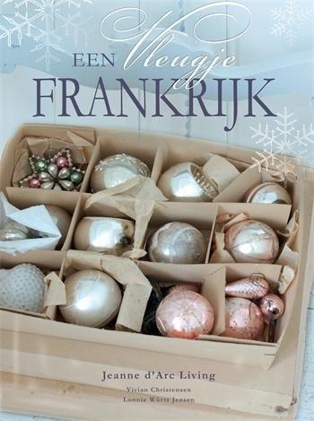 Het Jeanne d`Arc Kerstboek NU: SLECHTS 25 EURO!