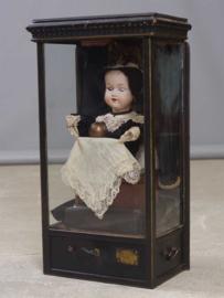 Mechanische waarzegster, antieke automaten, 19e eeuw.