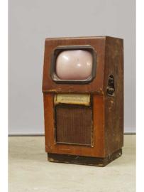 Retro televisie en radio, Ultra, midden 20e eeuw.