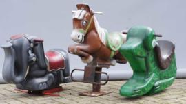 Saddle Mates, Gametime Saddle.