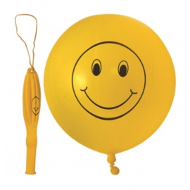 Bounce punch ballon | Smiley