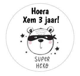 Sticker | Super Hero