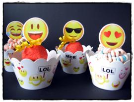 Cupcakewikkel   Emoji
