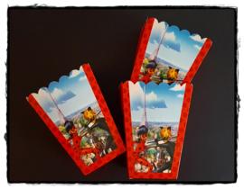 Popcornbakje | Miraculous Ladybug