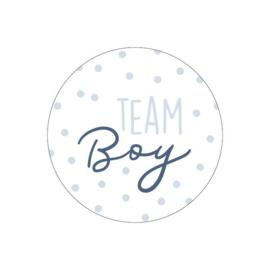 Sticker | Team Boy