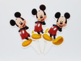 Cupcakeprikker | Mickey