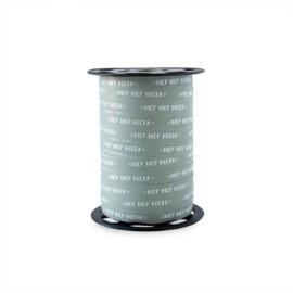 Krullint | Hiep hiep hoera blauw/grijs