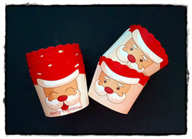 Traktatiebeker | Kerstman