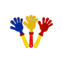 Klapperhand | 3 kleuren