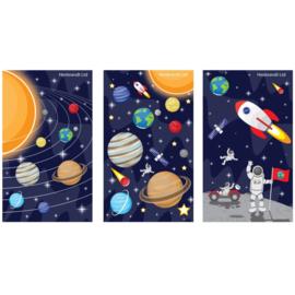 Notitieboekje | Space