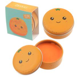 Lippenbalsem | Fruitgezichtjes in blikje