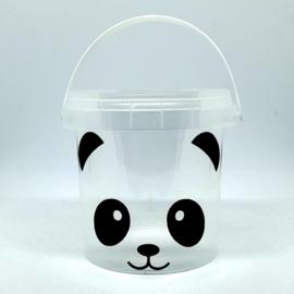Traktatie emmertje | Panda