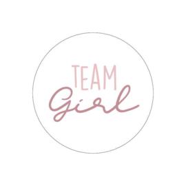 Sticker | Team Girl