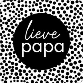 Sticker | Lieve papa