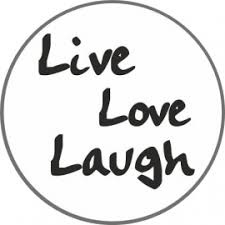 Sticker | Live Love Laugh