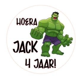 Sticker | Hulk