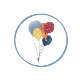 Sticker | Ballonnen