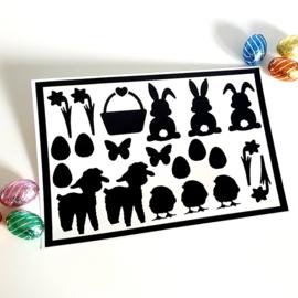 DIY stickers | Pasen
