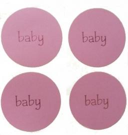 Sticker | Baby Roze