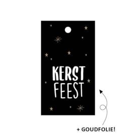 Kadolabel | Kerstfeest