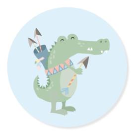 Sticker | Krokodil Boho