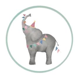 Sticker | Olifant