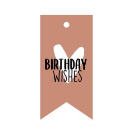 Kadolabel | Birthday wishes