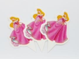 Cupcakeprikker | Prinses