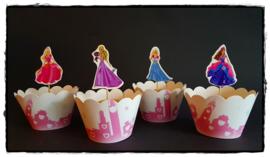 Cupcakewikkel | Prinses