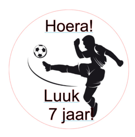 Sticker | Voetbal