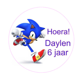 Sticker | Sonic