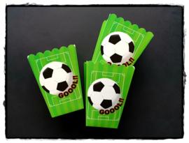 Popcornbakje | Voetbal