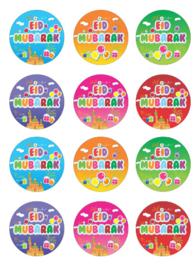 Stickers | Eid Mubarak