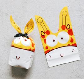 Uitdeelzakje | Giraf