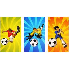 Notitieboekje | Voetbal