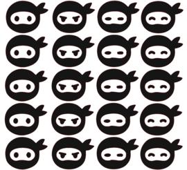 Traktatiestickers | Ninjago 20 stuks