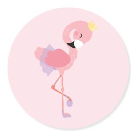 Sticker | Flamingo Boho