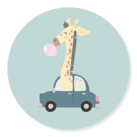 Sticker | Giraffe Boho