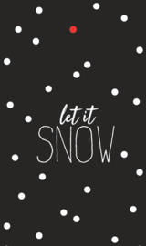 Kadolabel | Let it snow