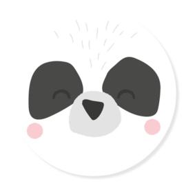 Sticker | Snoetje Panda