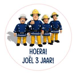 Sticker | Brandweerman Sam