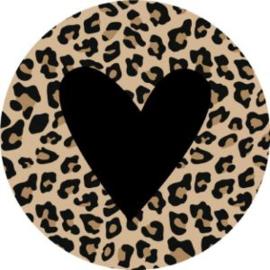 Sticker | Leopard black
