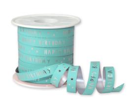 Krullint | Happy birthday mint