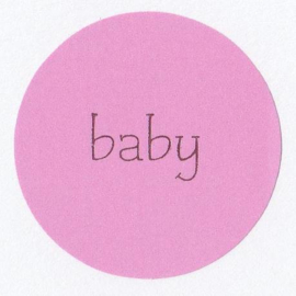 Sticker | Baby Roze