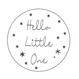 Sticker | Hello little one