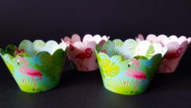 Cupcakewikkel | Flamingo