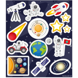 Stickers | Space